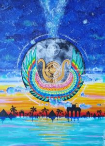 toile-lune-isis-myriadinspiration