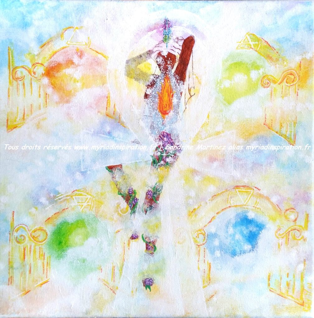 Le-Vrai-Moi-toile-acrylique-peinture-intuitive-myriadinspiration