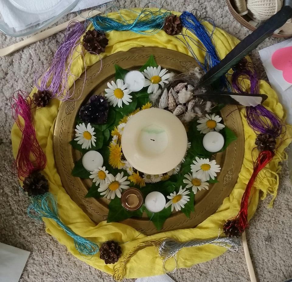 autel cercle